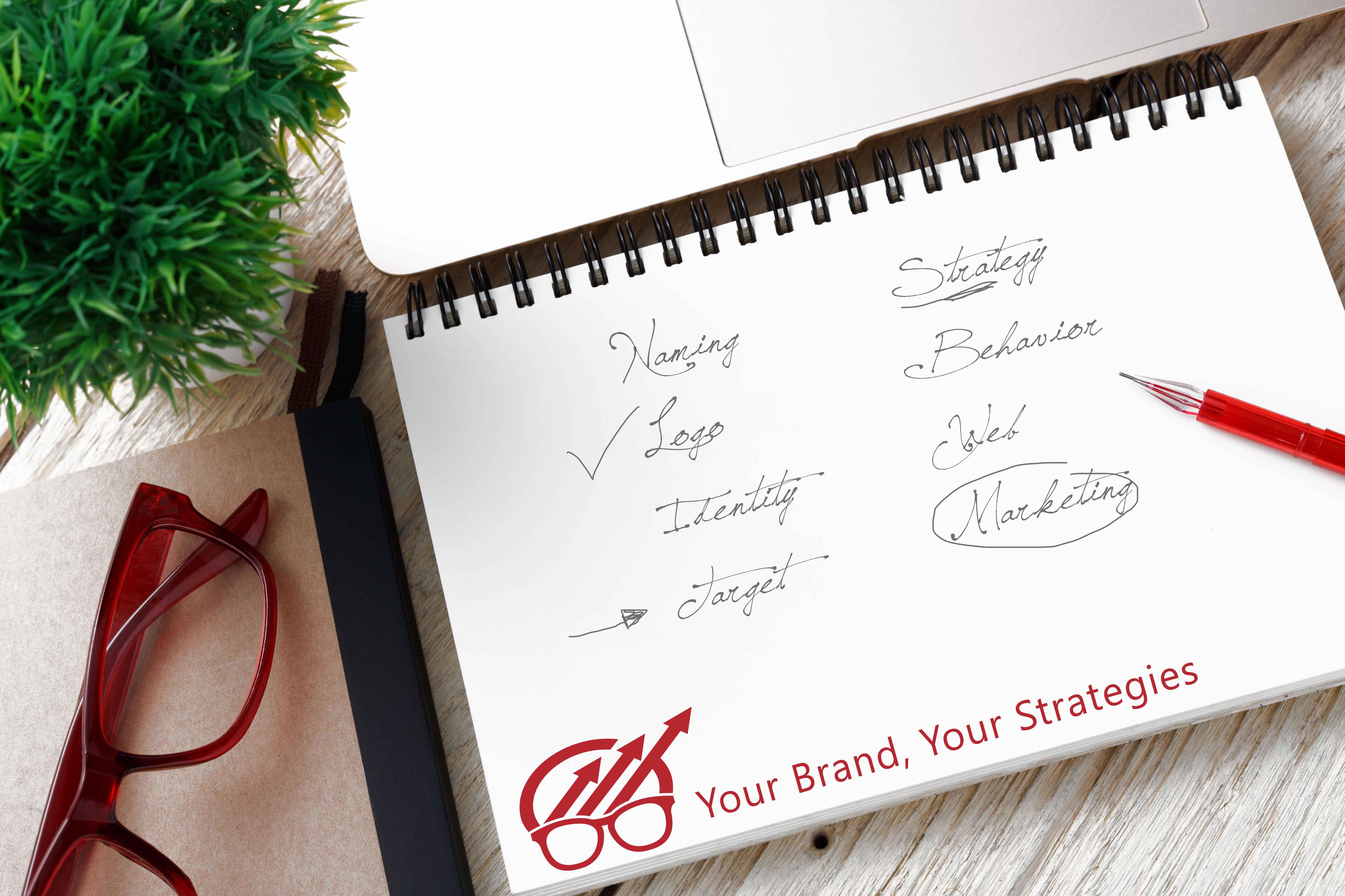 Creiamo e potenziamo il tuo Brand