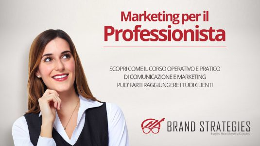 Marketing Professionista Brand Strategies Rocco Chizzoniti